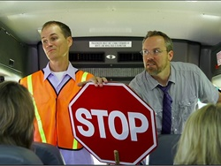 Thomas Built Buses and YouTube channel Bored Shorts created a kid-friendly video on school bus safety.