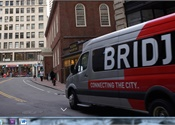 MBTA in talks with Bridj to provide late-night service