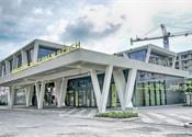 Brightline unveils West Palm Beach station