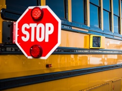Zonar has partnered with stop-arm camera supplier BusPatrol to provide school districts with the latest school bus safety technology. Photo courtesy BusPatrol