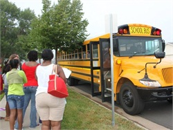As statistics show, school buses are the safety way for children to get to school. But for parents, knowing that their kids are on the right bus is just as important.