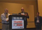 "Representatives from Allison Transmission""s addressed the TMF and took questions about their technologies."