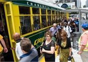 Charlotte launches first streetcar system in 77 years