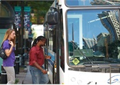 Public transit users save $9,286, annually