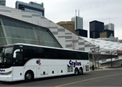 CH Bus Sales delivers Temsa TS 45 to Orlando, Fla.