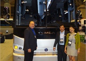 CH Bus Sales delivers 2 Temsas to Calif.'s Professional Charter