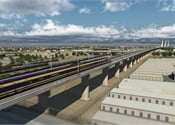 Calif. high-speed rail lawsuit back in court