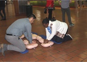 Bringing Life-Saving CPR Training to Transit Stations
