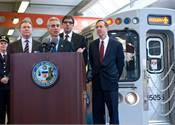 Chicago's new railcars unveiled