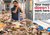 Can Courtesy Campaigns Curb the 'Trashing' of Transit?