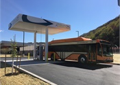 Trillium opens first PennDOT CNG station