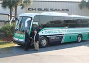 CH Bus Sales delivers Temsa to S.C.