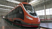 World's first hydrogen-powered tram rolls off assembly line