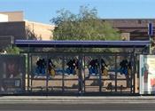 Las Vegas RTC completes Flamingo corridor improvements