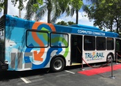 SFRTA unveils new Tri-Rail commuter connector