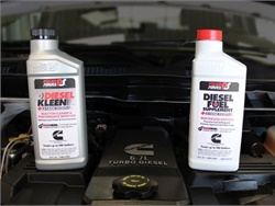 Power Service Products' Diesel Kleen and Diesel Fuel Supplement have become the first fuel additives that Cummins has ever officially recommended in the marketplace.