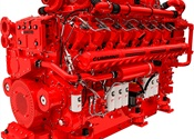 Cummins ships first QSK95 engine for the rail market