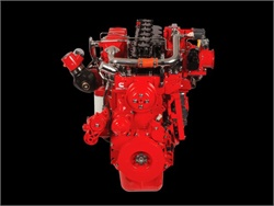 Cummins Westport's 2018 B6.7N can run on CNG, LNG, or RNG.