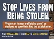 DART joins human trafficking prevention movement