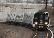 D.C. Metro launches new 7000-series railcar fleet
