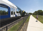 Texas' DCTA receives grant for A-Train Rail Trail