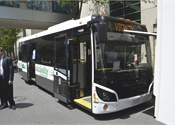 Vicinity buses to be manufactured in Atlanta