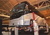 MCI showcases J4500, Setra S 417 at UMA Expo