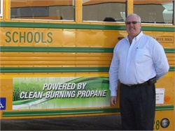 David Anderson, a 37-year veteran in pupil transportation, has been recognized for his expertise in school bus fleet maintenance and efficiency practices.