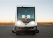 Denver launches first autonomous shuttle