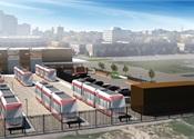 Detroit streetcar tech center renderings unveiled