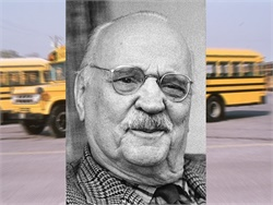 Dr. Frank Cyr organized the first national standards conference for school transportation in 1939.