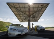 Fresno, Calif. agency taps solar fast-charging units for electric fleet