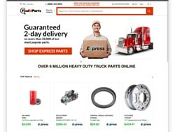 With the addition of nine regional distribution centers, FinditParts now guarantees second-day delivery of more than 50,000 of its most popular parts.