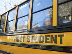 Jefferson Parish Public School System in New Orleans has renewed its contract with First Student for five more years. Stock photo by First Student