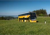 Alexander Dennis begins Switzerland double-decker bus deliveries