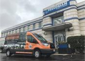 Freedman's 10-month road show logs 45,000 miles