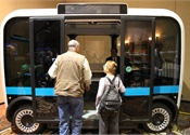 Las Vegas summit highlights tech revolutionizing mass transit