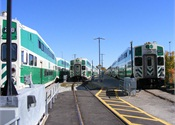 GO Transit set to increase rail service by 50%