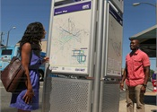 CHK America completes first tier of GRTC bus stop signage improvements