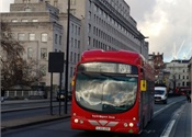 Exclusive: A look at electric buses in London, the UK
