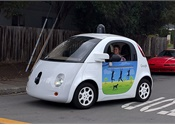 Chief tech officer for Google's self-driving car initiative resigns