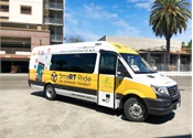 GreenPower continues delivery of SacRT's electric minibuses