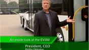 [Video] GreenPower's EV350 electric bus tour