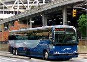 Serial transit thief arrested for stealing Greyhound bus