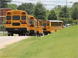 The New York State Bus Distributors Association is recommending that the state include all viable clean-engine technologies in a school bus replacement program. File photo by JD Hardin