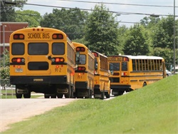"An event next week will cover ""the current state of school transportation from multiple perspectives,"" according to Bellwether Education Partners. File photo by JD Hardin"