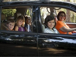 HopSkipDrive has expanded its ride service for kids to Phoenix, Ariz.; Houston, Texas; and Seattle, Wash. Photo courtesy HopSkipDrive