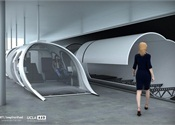 [Photos] Hyperloop concept images
