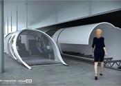 [Photos] Hyperloop concept images