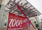 San Antonio's VIA celebrates 1,000th bus stop improvement